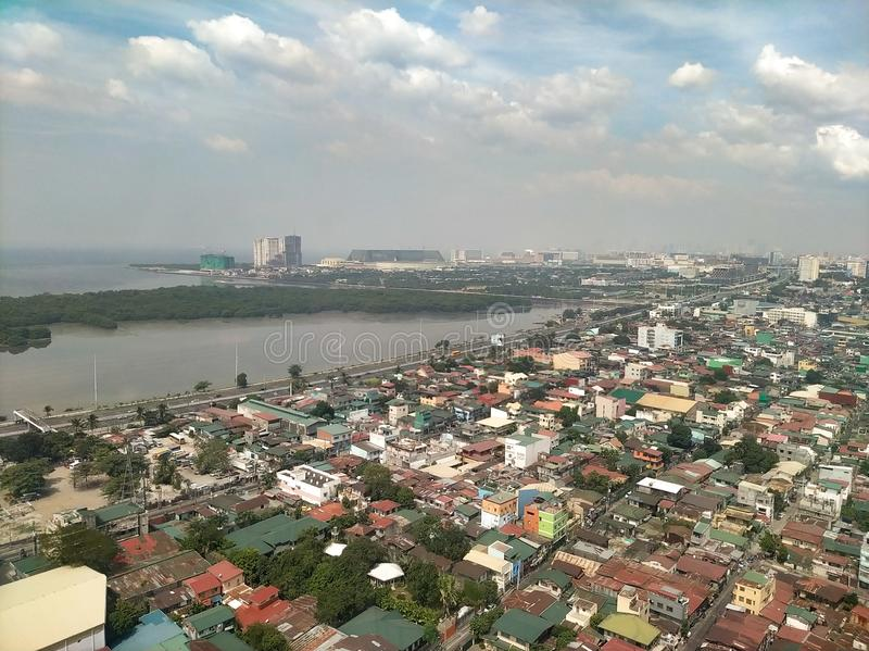 Manila Filipinas imagens de stock