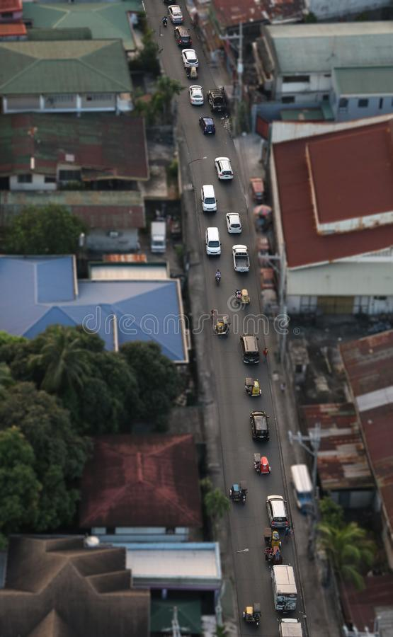 Manila Filipiny zdjęcie stock
