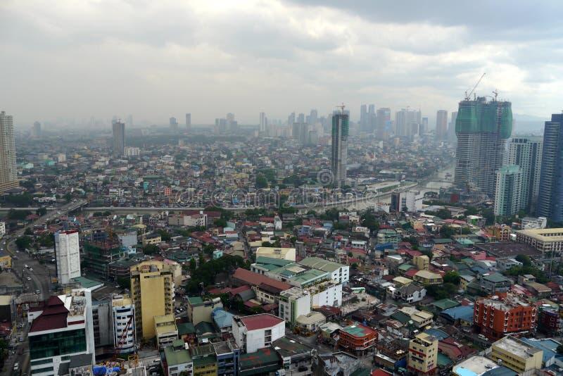 Manila, Filippine fotografia stock libera da diritti