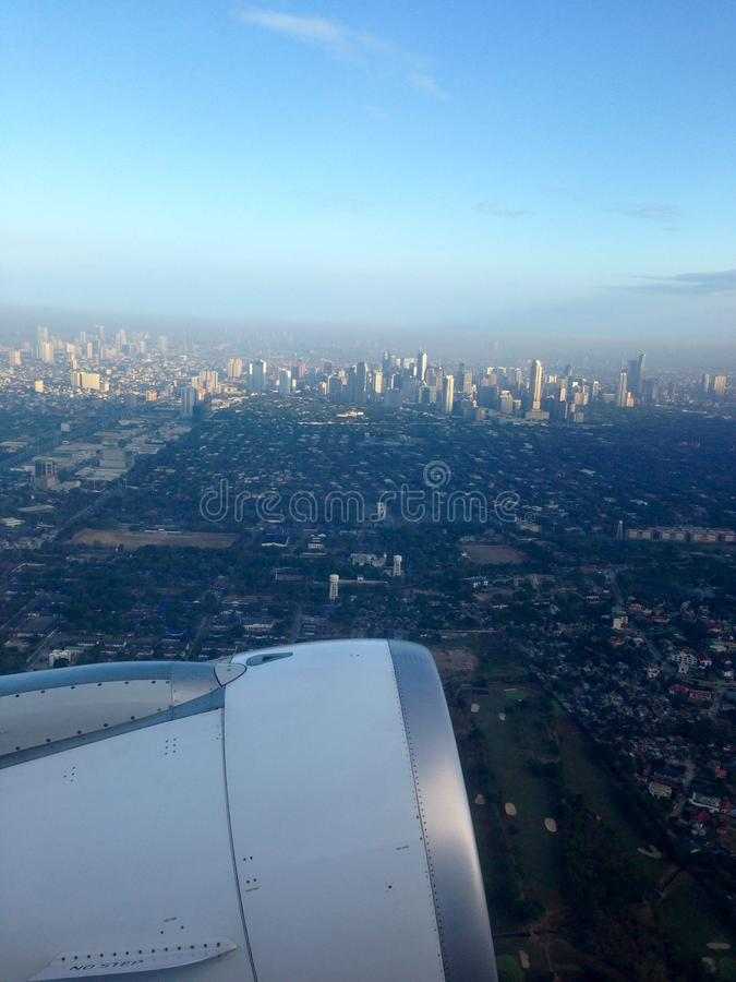 Manila Filippine immagine stock libera da diritti