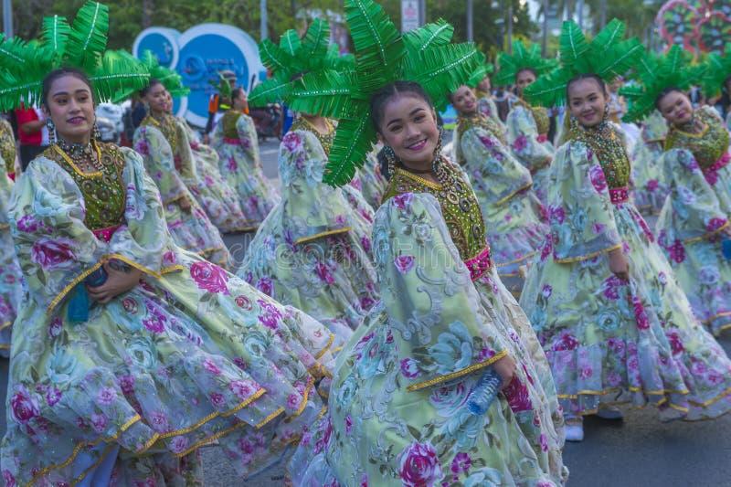 2019 Aliwan Fiesta. MANILA , PHILIPPINES - APRIL 27 :Participants in the Aliwan fiesta in Manila Philippines on April 27 2019. Aliwan Fiesta is an annual event stock photography