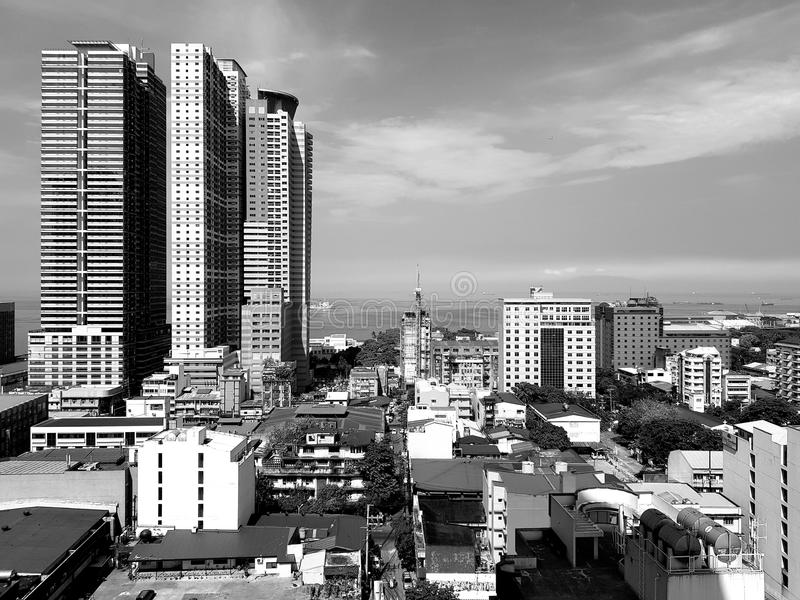 Manila Philippines. Sea Side stock photos