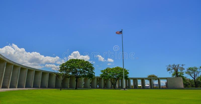 Manila pomnik i obrazy royalty free
