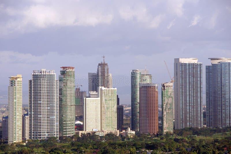 Manilla royalty-vrije stock afbeelding