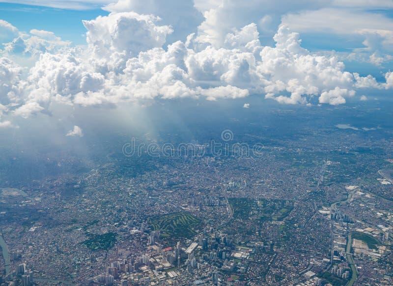 Manille de l'air images stock
