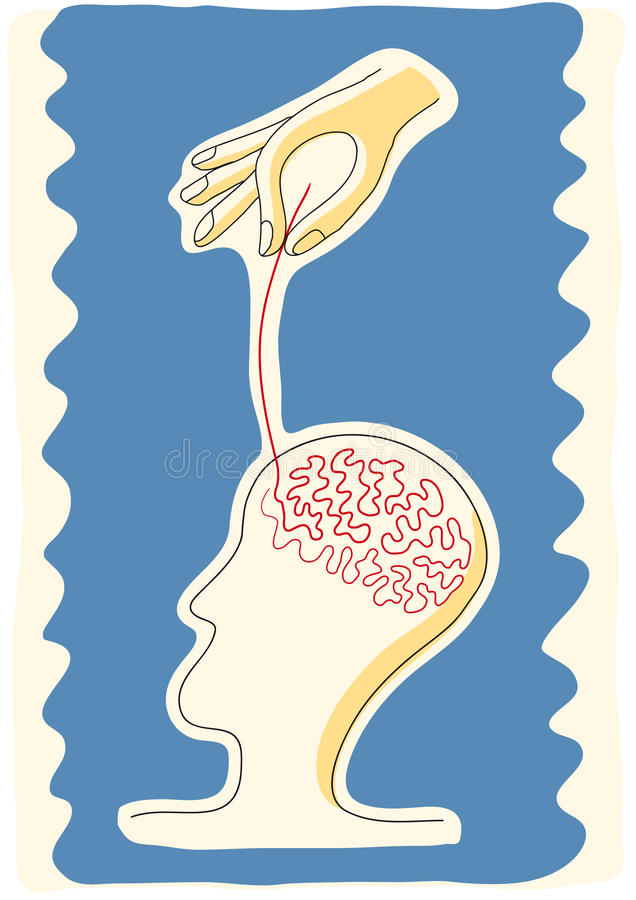 Download Manipulate ideas stock vector. Illustration of thought - 27305268