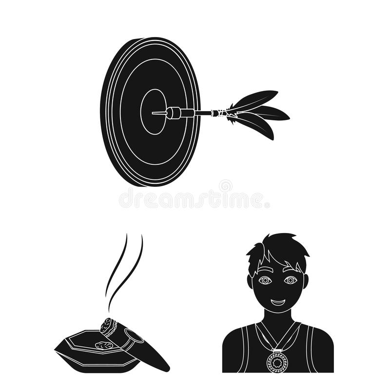 Manipulation by hands black icons in set collection for design. Hand movement vector symbol stock web illustration. Manipulation by hands black icons in set royalty free illustration
