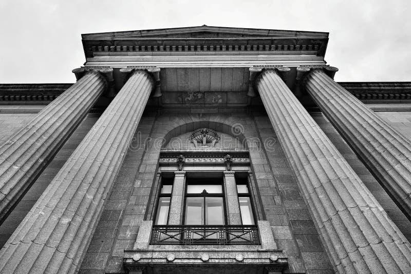 Manitoba Prawodawczy budynek zdjęcie stock