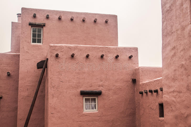Manitou le Colorado Cliff Dwellings Museum image stock