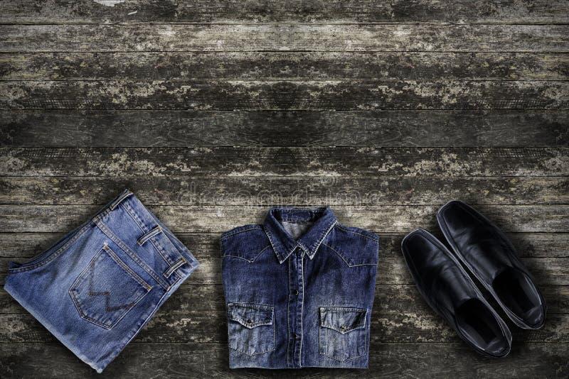 Mankläder arkivfoto