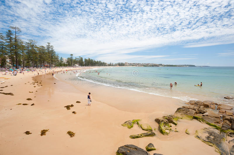 Download Manly Beach, Australia editorial photography. Image of coast - 28111367