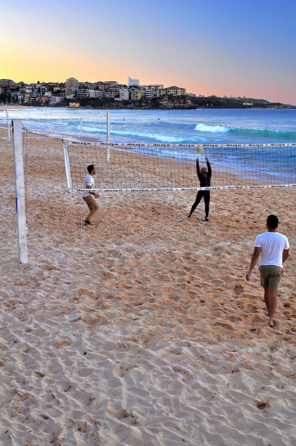 Download Manly Volley editorial stock photo. Image of play, young - 32846468