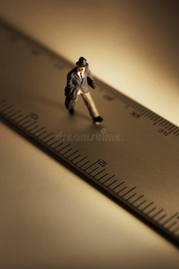 Download Manmått arkivfoto. Bild av administration, miniatyr, figurine - 509866