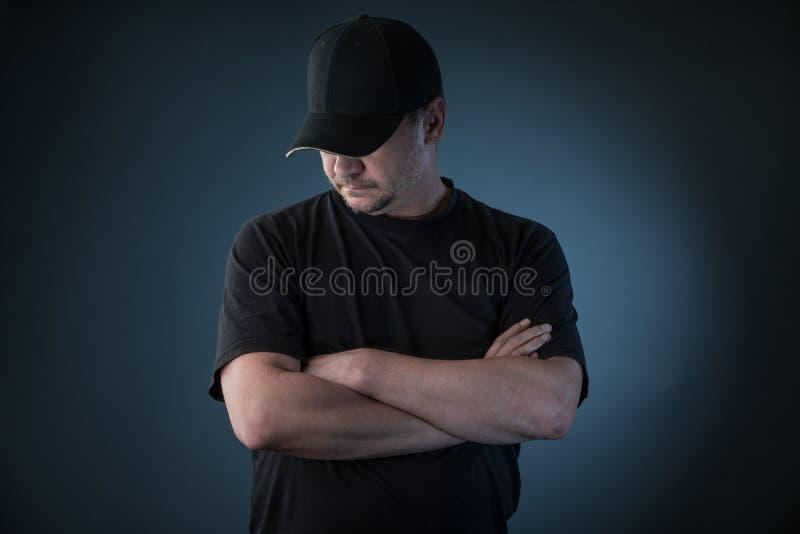 Mann lizenzfreie stockfotografie