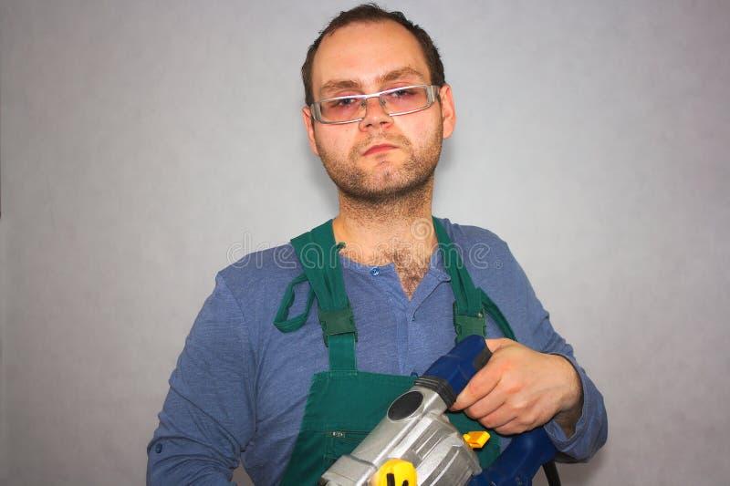 Mann der Arbeitskraft lizenzfreies stockfoto