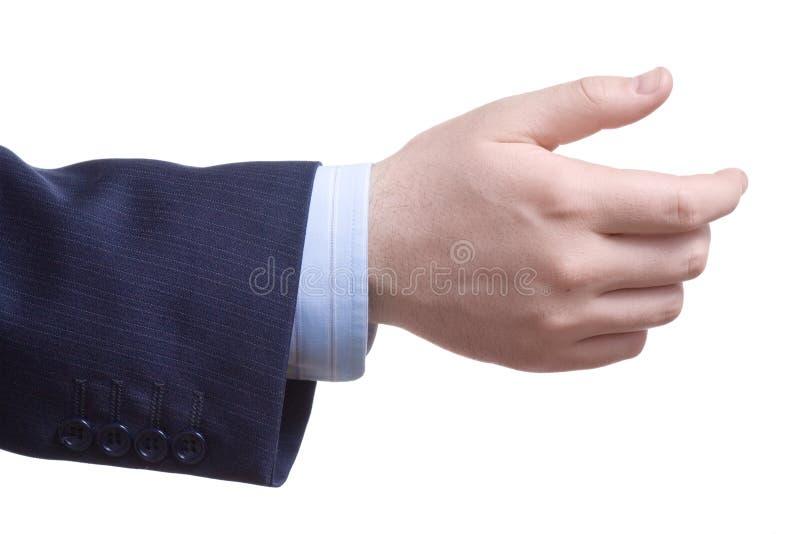 Mann, der um Hilfe bittet stockbilder