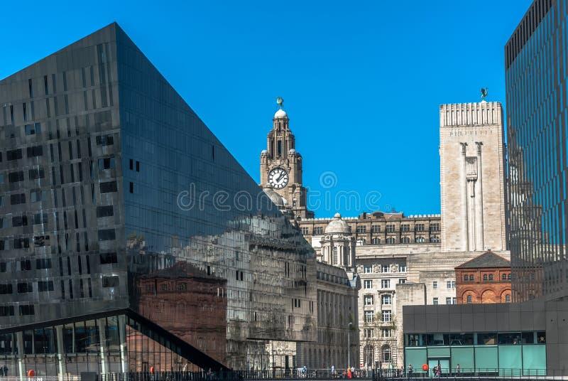 Download Mann Island Liverpool stock image. Image of mann, island - 40443783