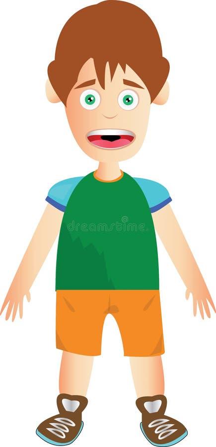 Mann mit dem braunen Haar stockbilder