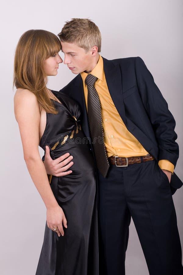 Mann und Frau lizenzfreie stockbilder