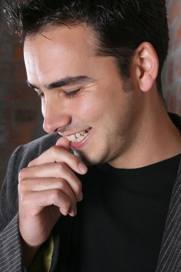 Mannelijk Model royalty-vrije stock foto