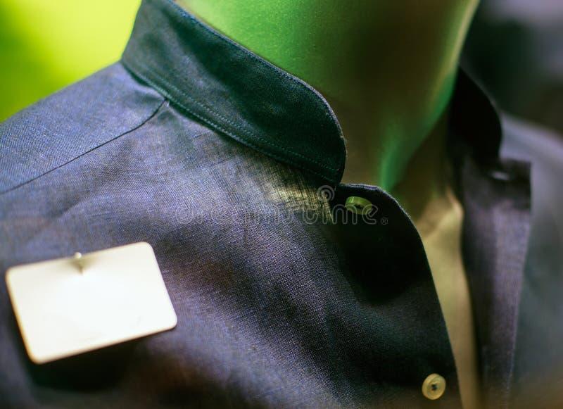 Mannelijk Overhemd stock fotografie
