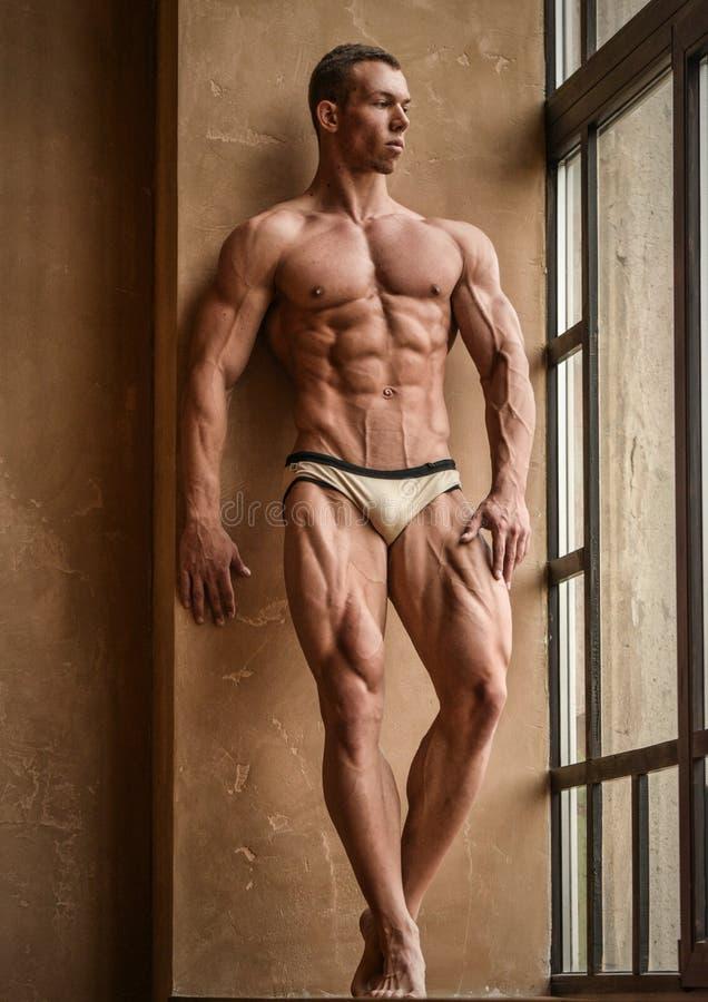 Mannelijk torso royalty-vrije stock foto