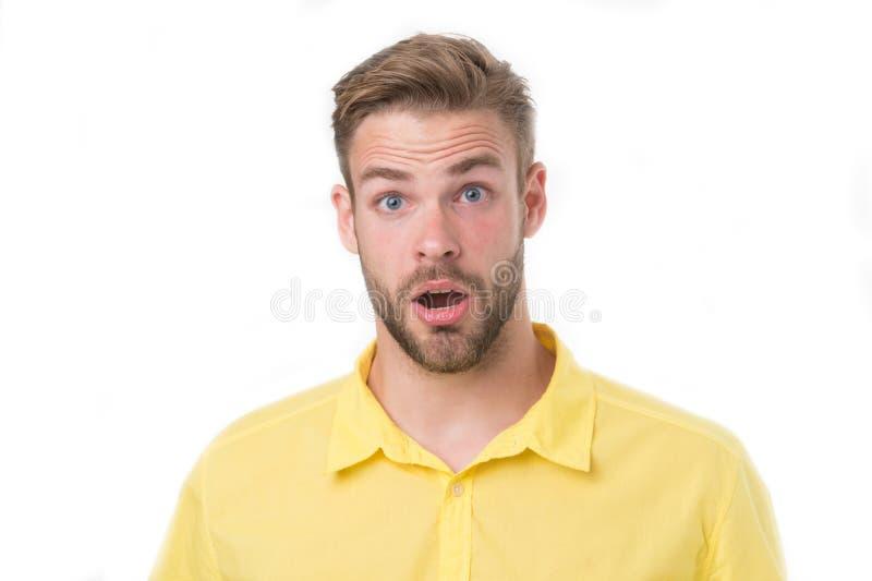 Mannen med skägget eller den orakade grabben ser stilig och väl ansad Grabben uppsökte och attraktiva omsorger om hans utseende arkivbild