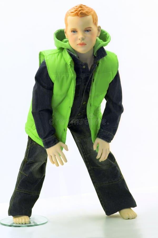Mannequin imagem de stock