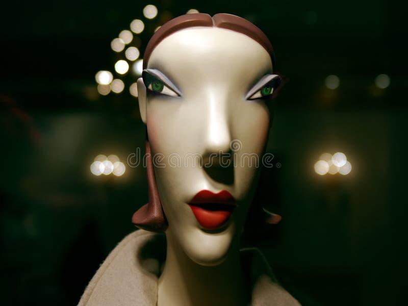 Mannequin 4 de Viva Le photographie stock libre de droits