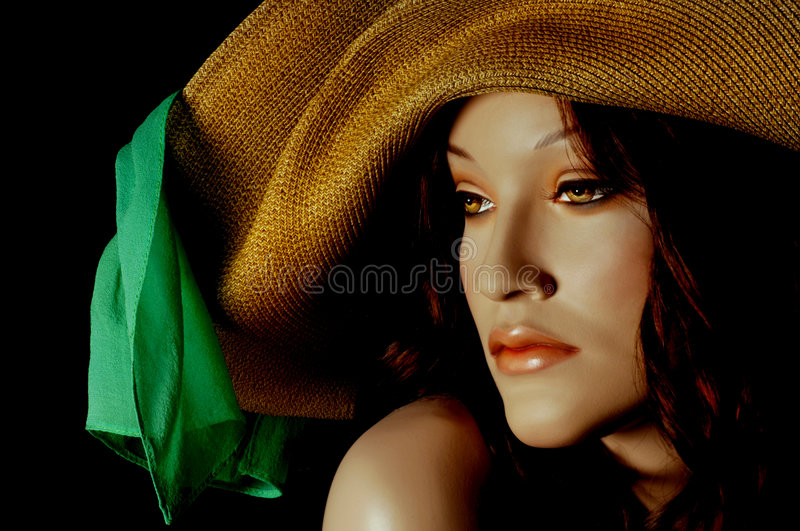 Download Mannequin 46 stock image. Image of face, girl, look, mannequin - 1119149