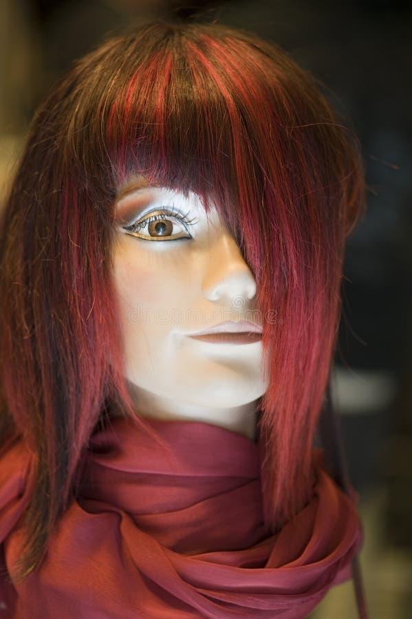 Download Mannequin fotografia stock. Immagine di gaze, capelli - 7305468