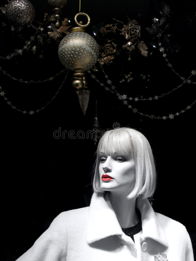 Mannequin royalty free stock photos