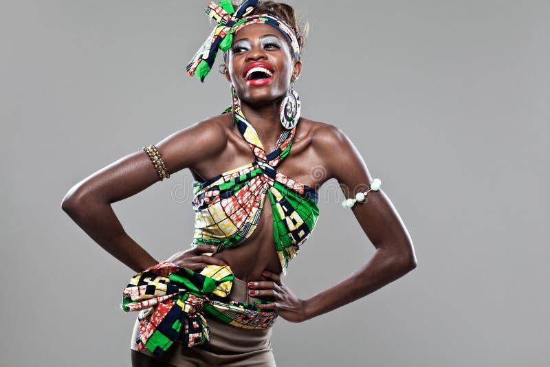 mannequin Africain-américain. image libre de droits