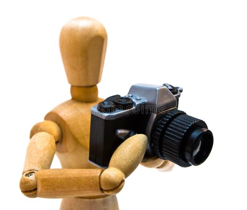 Mannequin auf Weiß stockfotos