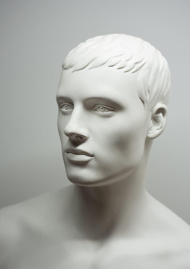 Mannequin blanc photo stock