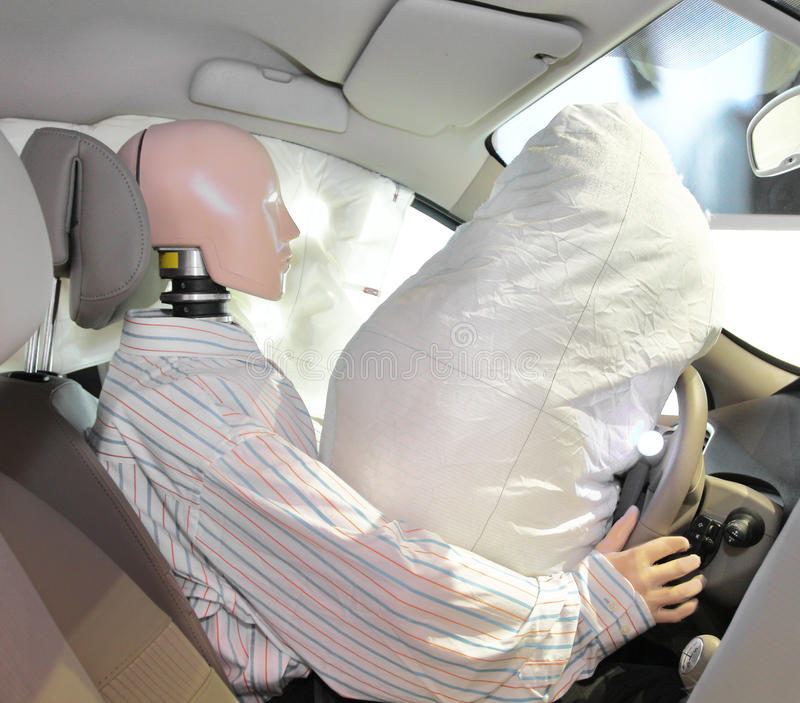 Download Mannequin in a car stock image. Image of security, shiny - 15801413