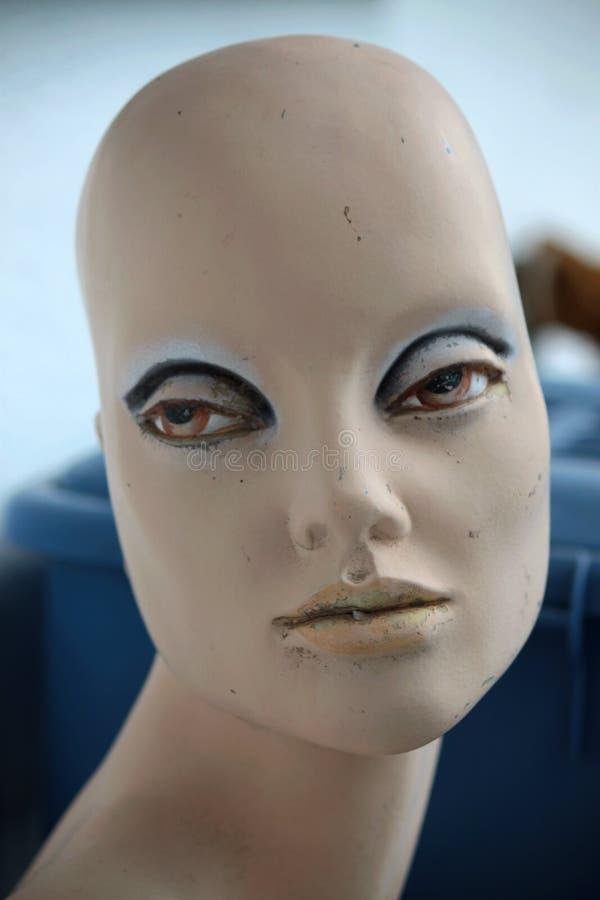 Mannequin de femme photo libre de droits