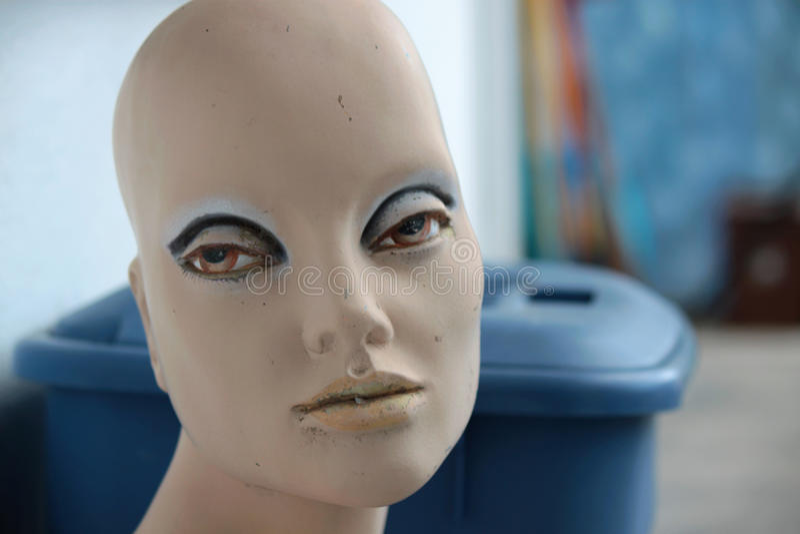 Mannequin de femme image stock
