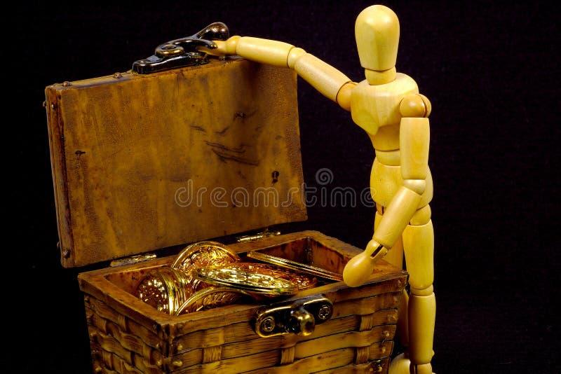 Mannequin De La Panne De Cerise Photo libre de droits
