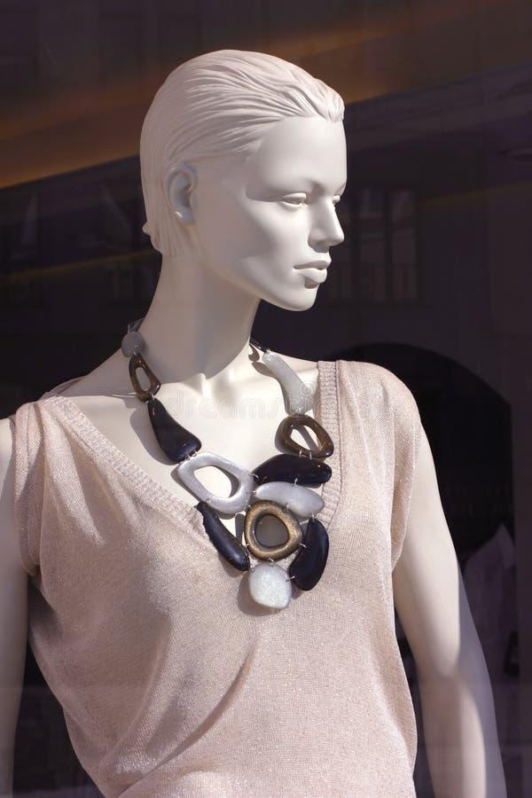 Mannequin de luxe images libres de droits