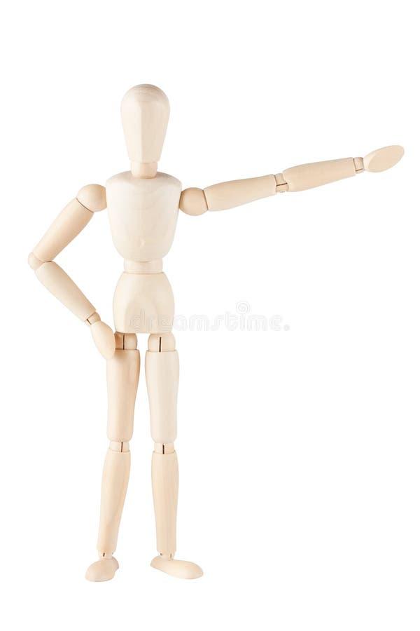 mannequin drewniany zdjęcia stock