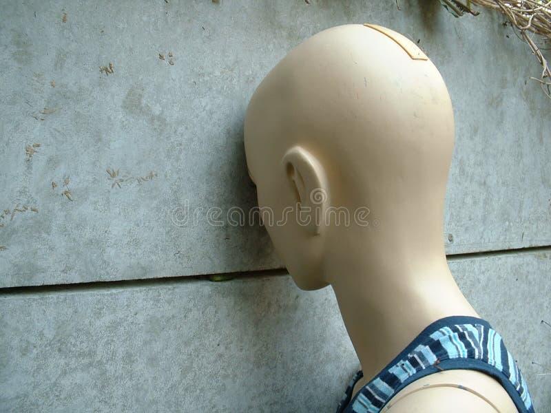 Mannequin Fêmea Foto de Stock