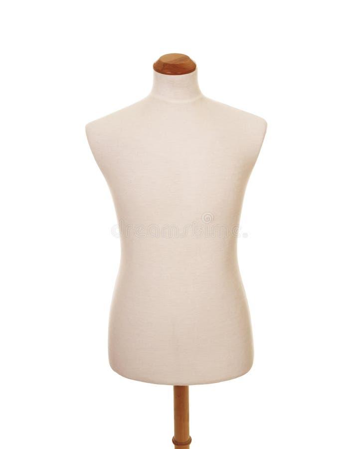 mannequin maschio del torso fotografie stock