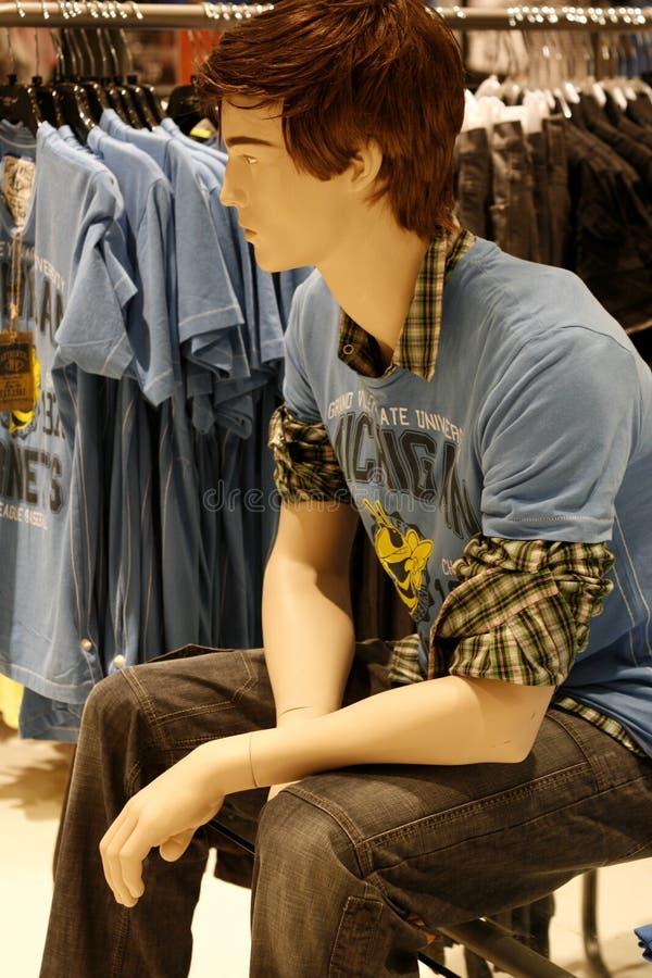 mannequin model zdjęcie royalty free