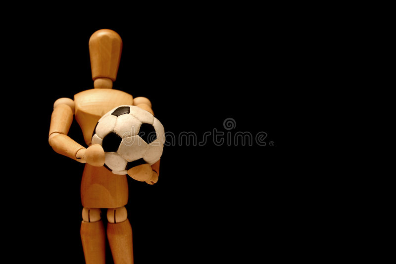 Mannequin sportif photo libre de droits