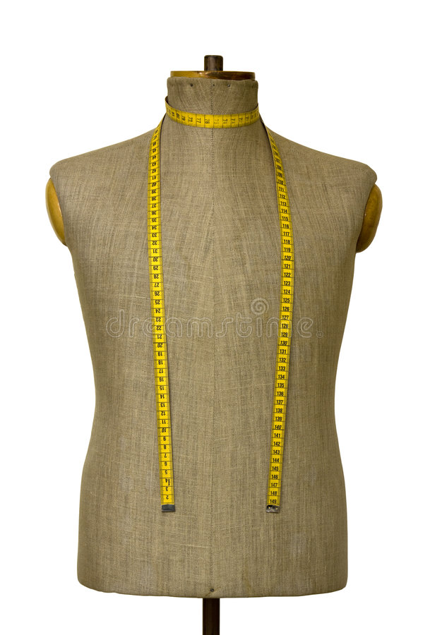Mannequin Torso Royalty Free Stock Image