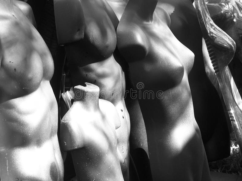 mannequine lizenzfreie stockfotos