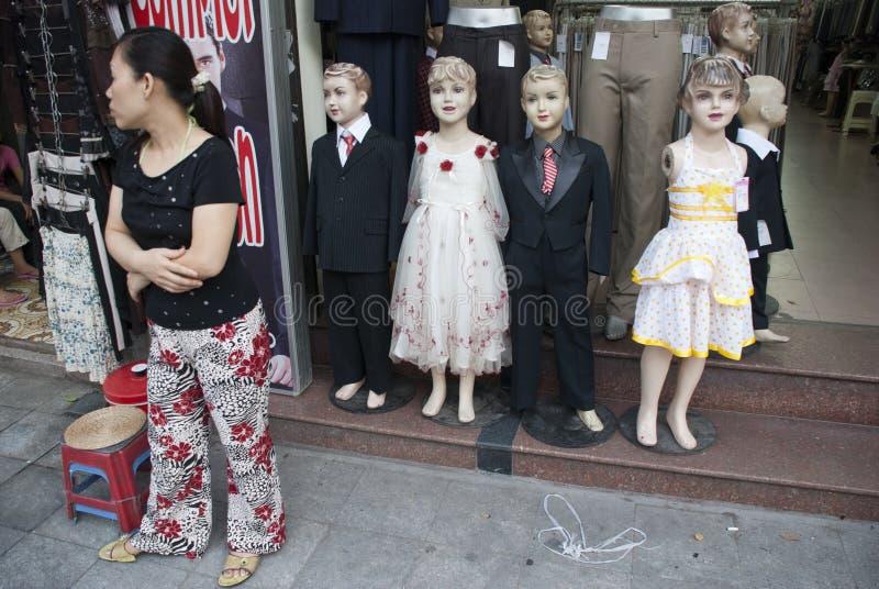 Download Mannequins editorial image. Image of dresses, tourism - 21314055