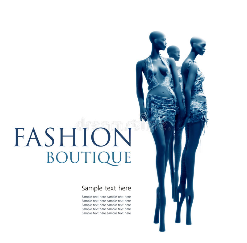 Download Mannequins Stock Photo - Image: 23589650