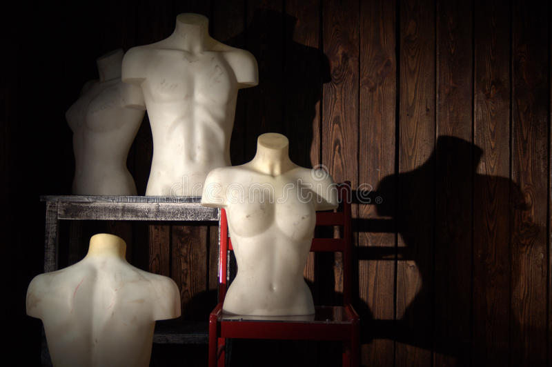 mannequins imagens de stock royalty free